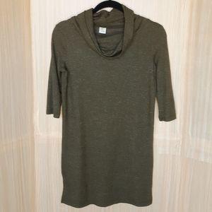 Crazy 8 Cowl Neck Sweater Dress.  10/12